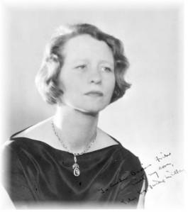poetess Millay